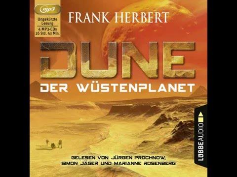 Der Wüstenplanet (Dune 1) YouTube Hörbuch Trailer auf Deutsch