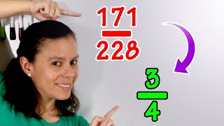EASY WAY TO SIMṖLIFY BIG FRACTIONS