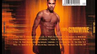 Ginuwine - None Of Ur Friends Business (Instrumental)