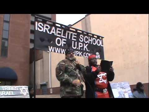 PUERTO RICAN HEBREW ISRAELITE BLASTS BARAK OBAMA & VOTING