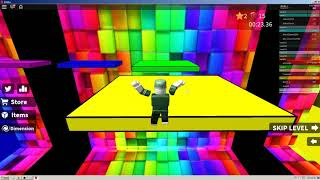 Roblox - [MEMES!] Speed Run 4 - Gameplay - First time playing