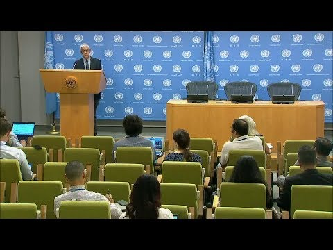 World Press Freedom Day & other topics - Daily Briefing (3 May 2018)