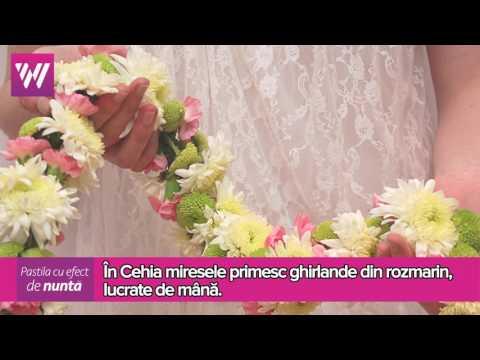 Tradiţii de nuntă în Cehia - myweddingtv.ro