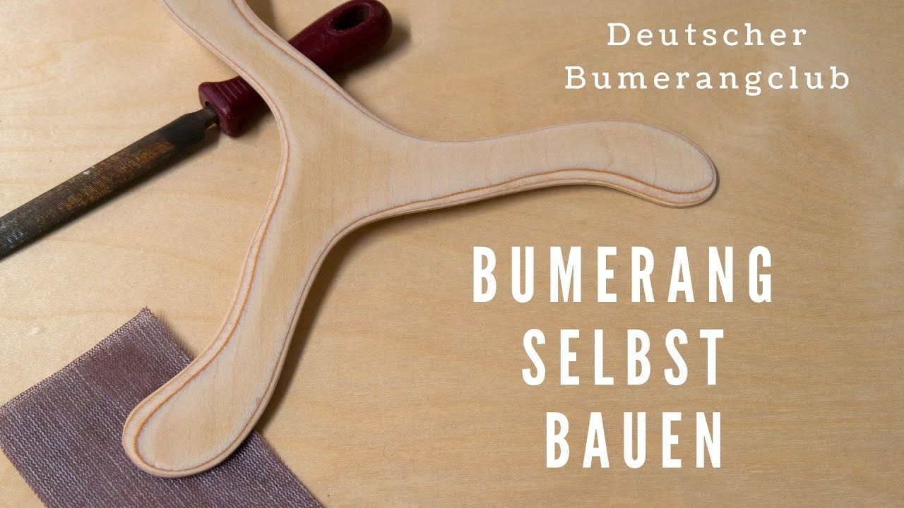 Bauplane Fur Bumerangs Zum Selberbauen Rediboom 15