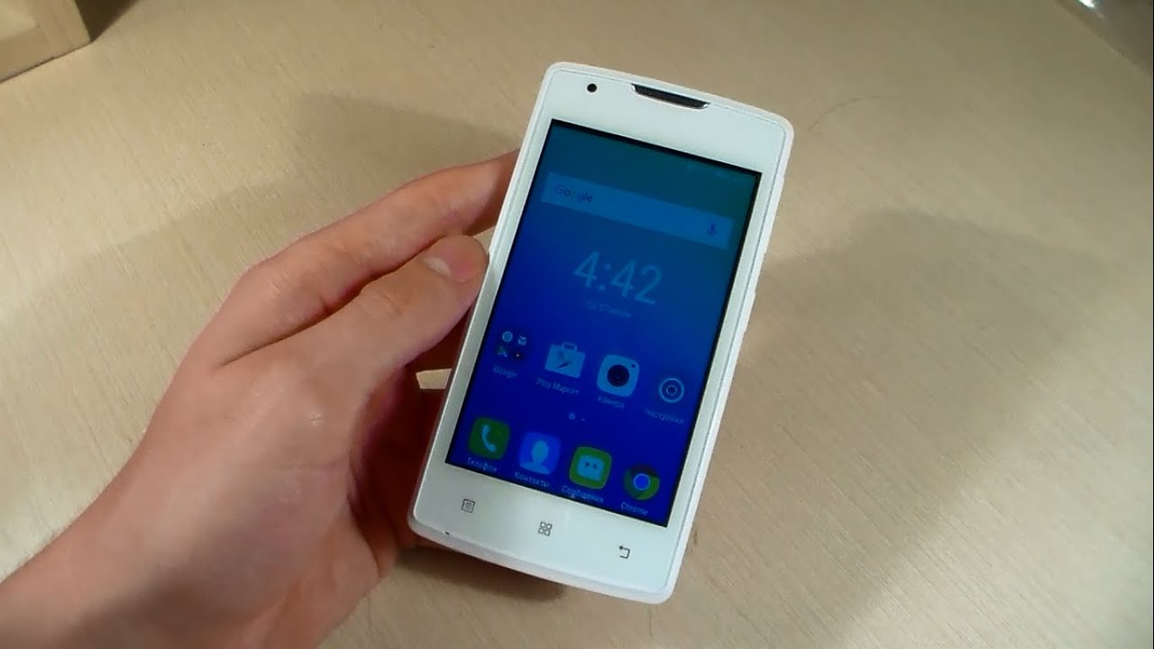 Review Lenovo A A1000M Unboxing Perfomance Camera
