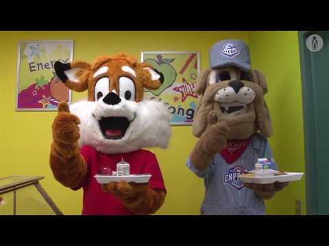 2017 National School Breakfast Week in Round Rock ISD