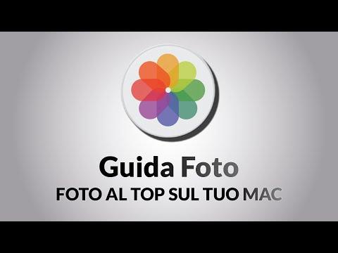 Guida Foto di Mac - Episodio #01 - Organizza e migliora i tuoi scatti