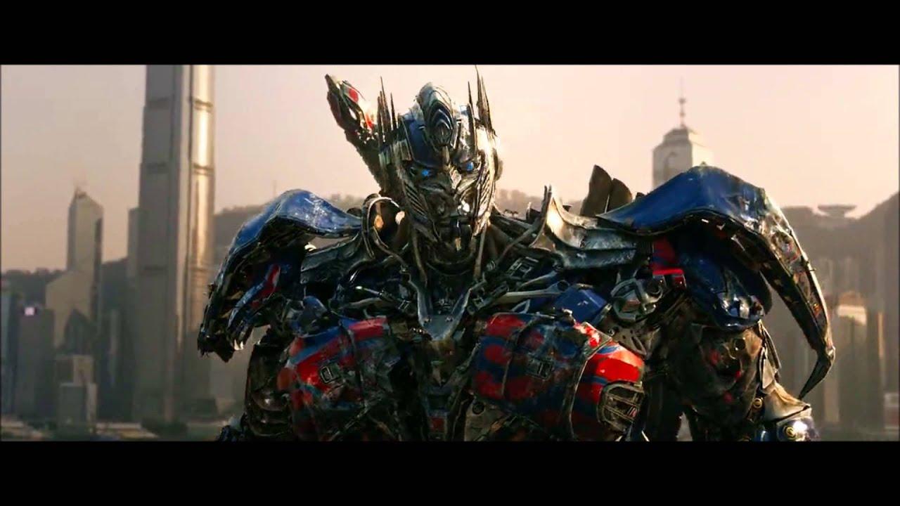 transformers 4 ending scene - youtube