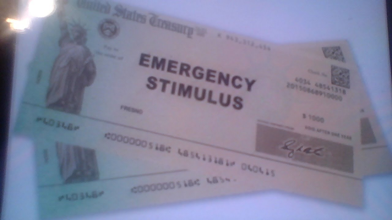#STIMULUS #CHECK ROUND 2 - YouTube
