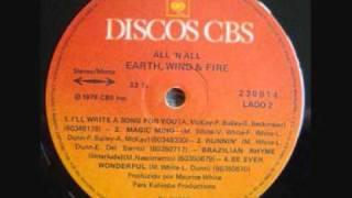 Jazz Funk - Earth, Wind & Fire -  Runnin
