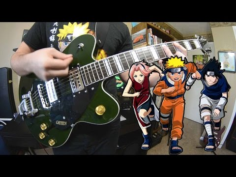 No Boy No Cry - Stance Punks {TABS} 6th Naruto OP [Cover]