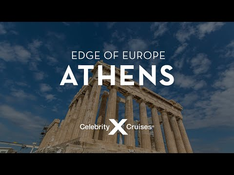 Celebrity Cruises Edge of Europe Tour: Athens Greece