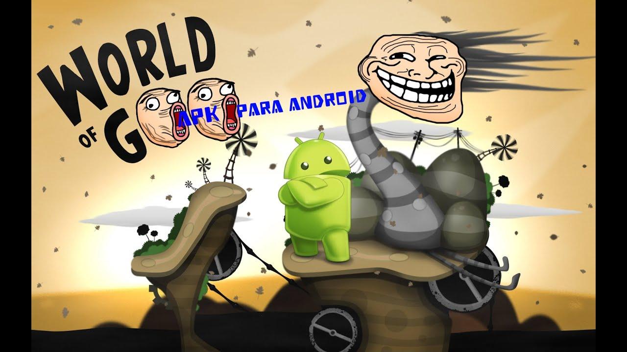 World of Goo- шариковая головоломка на Android ( Review ...