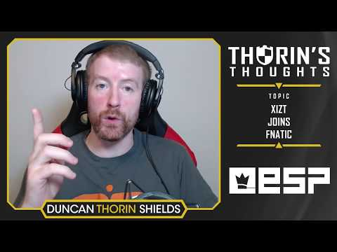 Thorin's Thoughts - Xizt Joins FNATIC (CS:GO)