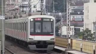 東急5000系5111F宮崎台駅高速通過