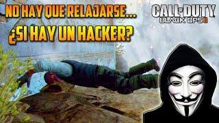 """""""NO HAY QUE RELAJARSE... ¿SI HAY UN HACKER?"""" (Minijuego """"ESCONDIDAS"""")   Black Ops 2 - PS3"""