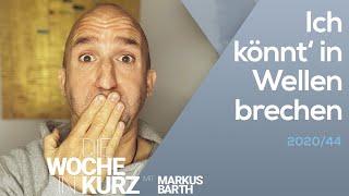 Markus Barth – Ich könnt' in Wellen brechen