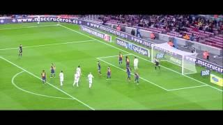 Barcelona Vs Mallorca 5-0 | Full Match 06.04.2013 HD