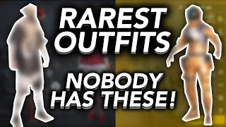TOP 10 RAREST CLOTHES/SKINS IN ROS! (Rules of Survival)
