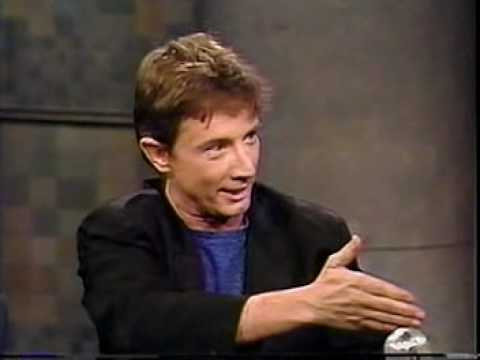 Martin Short meeting Bette Davis  funny!