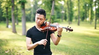 Perfect Ed Sheeran Violin cover by Daniel Jang