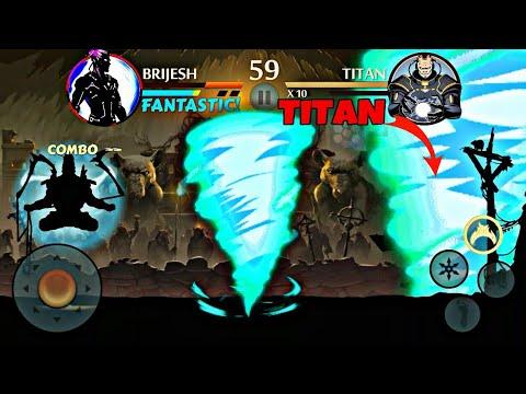 Shadow Fight 2 Super Sea CYCLONE Magic