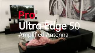 Pro Ultra Edge 40 Amplified Antenna (33678)