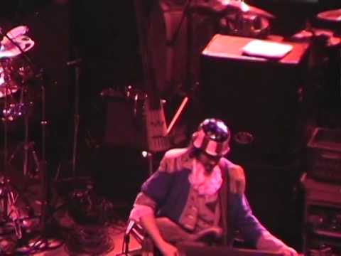 Les Claypool's Fearless Flying Frog Brigade – 2001-02-23 @ The Tabernacle – Atlanta, GA