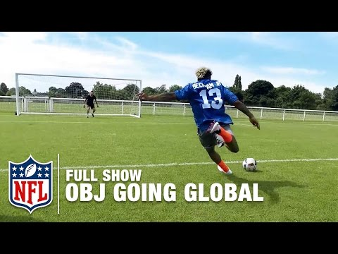 Odell Beckham Jr. the Global Icon   OBJ Going Global to Munich, Germany  (Full Show)   NFL 360