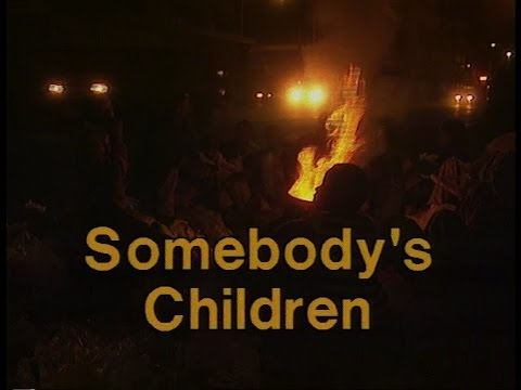SOMEBODY'S CHILDREN - street-children of Johannesburg & Pretoria - 1995
