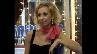 Стройняшечка Виктория - и красива и очаровательна! TV SHANS