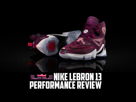 a6d78f4f3fc Nike LeBron 13 (XIII) Performance Review - YouTube