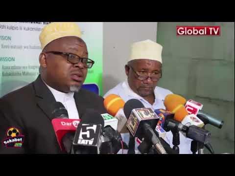 BAKWATA Yazungumzia Kuandama Mwezi Mtukufu wa Ramadhani
