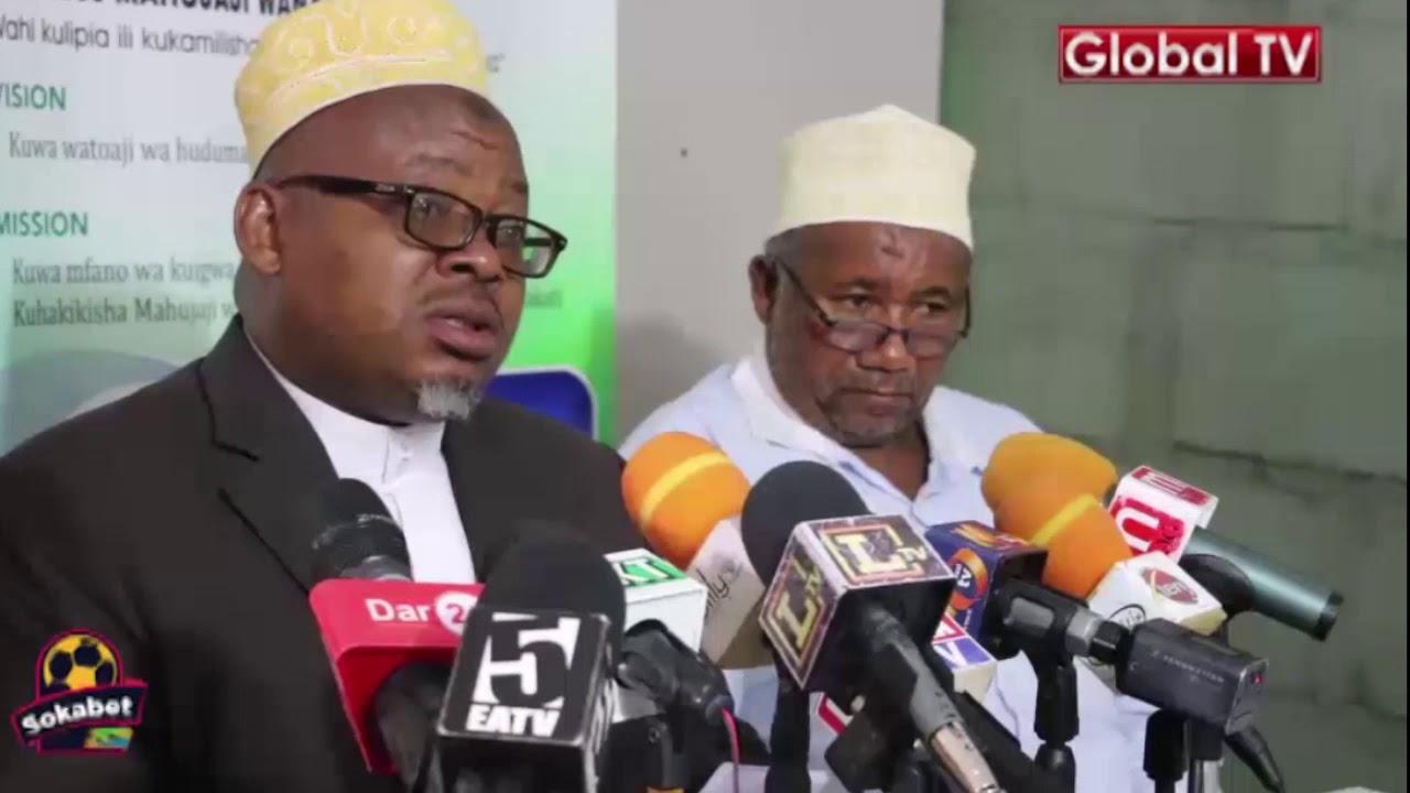 Download BAKWATA Yazungumzia Kuandama Mwezi Mtukufu wa Ramadhani