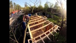 Мини домик бытовка(, 2016-03-30T16:00:45.000Z)