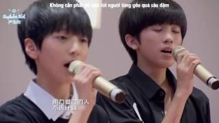 [Captain Kid][Vietsub] Vừa Đủ - Nghiêm Hạo Tường & Hoàng Kỳ Lâm
