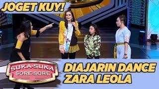 Download Video Luna Maya, Melaney Diajarin Dance Zara Leola - Suka Suka Sore Sore (17/1) PART 1 MP3 3GP MP4