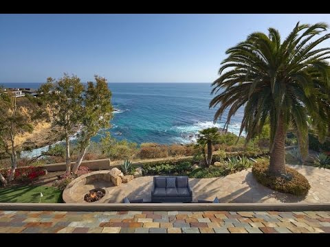 Absolutely Stunning $20 Million 10,000 SQ. FT. 6 Bedroom 9 Bathroom Home in Laguna Beach California
