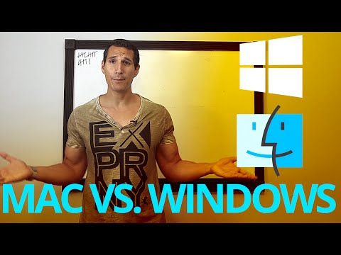 Mac Vs. Windows: Which Operating System is Better?