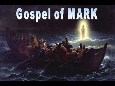 an overview of the book of mark in the bible Alternative title: the holy gospel of jesus christ according to st mark  biblical  literature: the gospel according to mark: background and overview.
