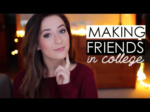 The Truth About Making Friends in College