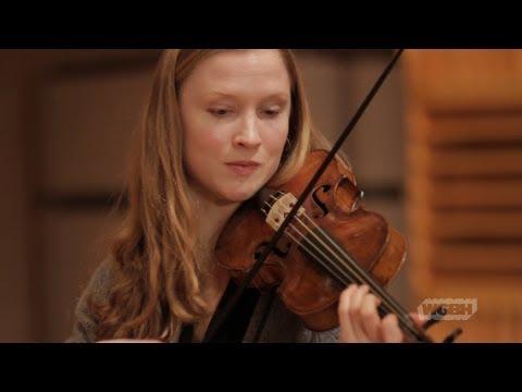 """WGBH Music: Sarasa and Les Sirenes - Handel """"Per abbattere il rigore"""""""
