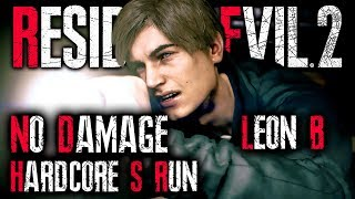 I Usually AVOID This Challenge (because I've lost to it a few times...)    Resident Evil 2 Remake