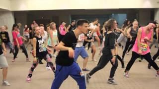 Robert Lenart  (Ellie Goulding -- Burn) - Greek Salad Dance camp