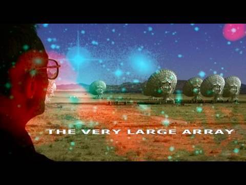WEBISODE | The Very Large Array | New Mexico PBS