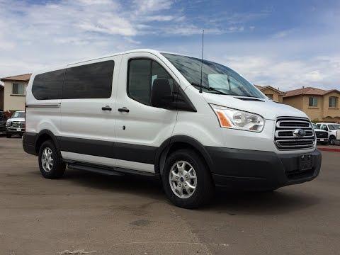 2015 Ford Transit T-150 8-Passenger Wagon Walkaround