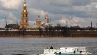 Saint-Petersburg Санкт-Петербург (гордая белая птица)
