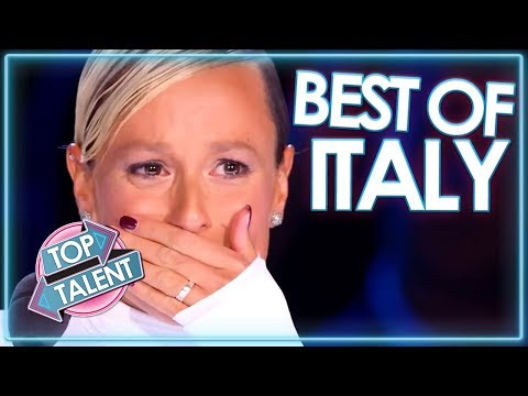 BEST Of Italy's Got Talent 2019! | WEEK 1 | Top Talent