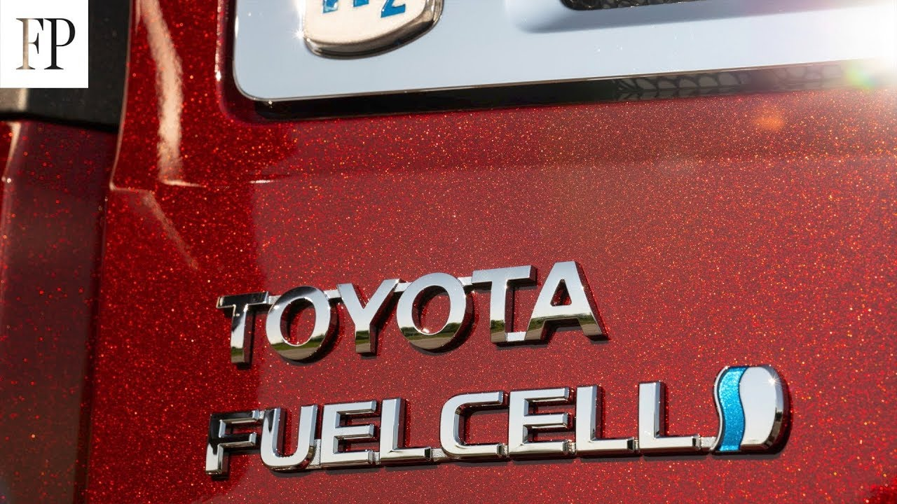 Why Toyota is doubling down on hydrogen fuel cell vehicles
