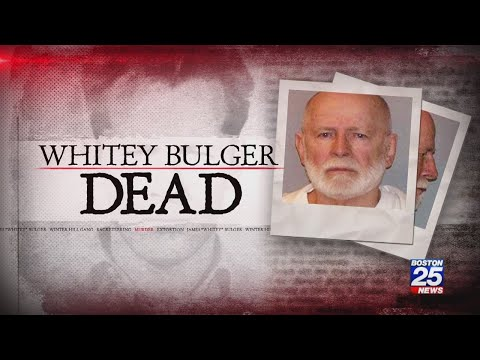 """James """"Whitey"""" Bulger: The life and death of Boston's most notorious mobster"""